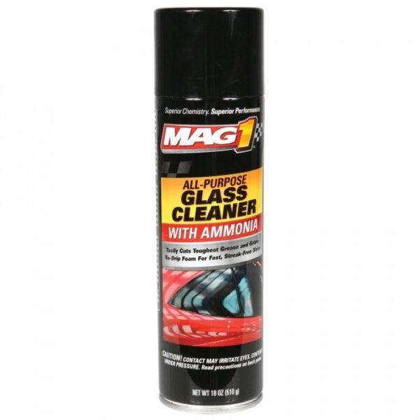 ΑΦΡΟΣ ΚΑΘΑΡΙΣΜΟΥ MAG1 GLASS CLEANER 510gr