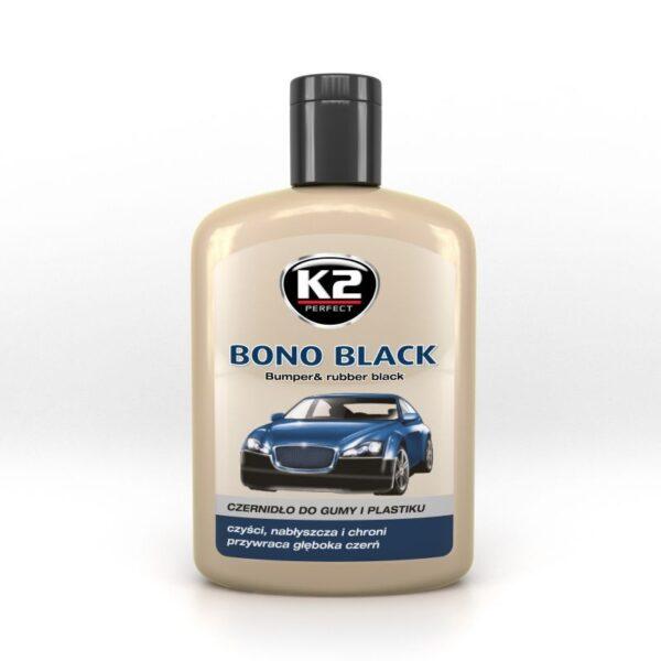 ΓΥΑΛΙΣΤΙΚΟ Κ2 BONO BLACK 200ML