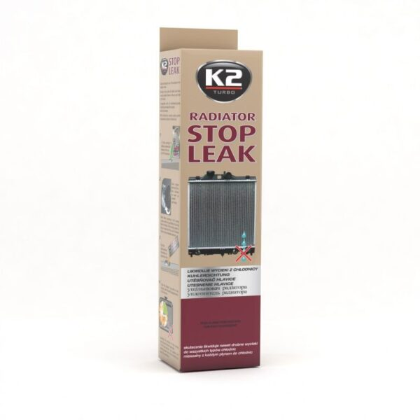 ΣΤΕΓΑΝΟΠΟΙΗΣΗ ΔΙΑΡΡΟΩΝ ΨΥΓΕΙΟΥ K2 STOP LEAK 24 (ΤΕΜΑΧΙΑ) Χ18,5ML