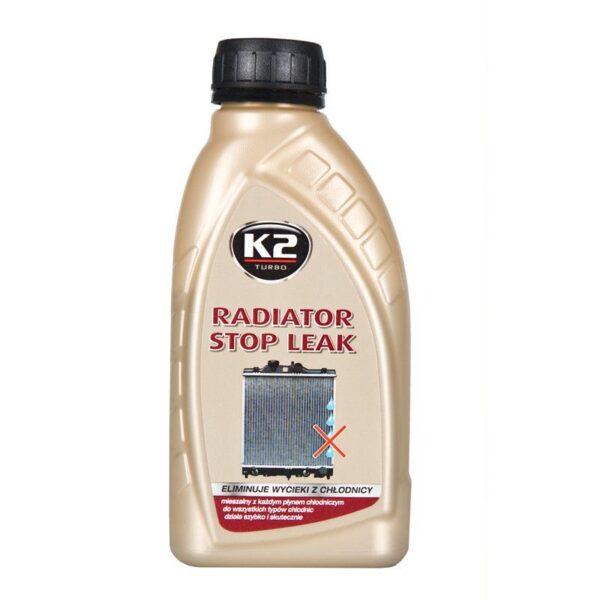 ΣΤΕΓΑΝΟΠΟΙΗΣΗ ΔΙΑΡΡΟΩΝ ΨΥΓΕΙΟΥ K2 RADIATOR STOP LEAK 400ML