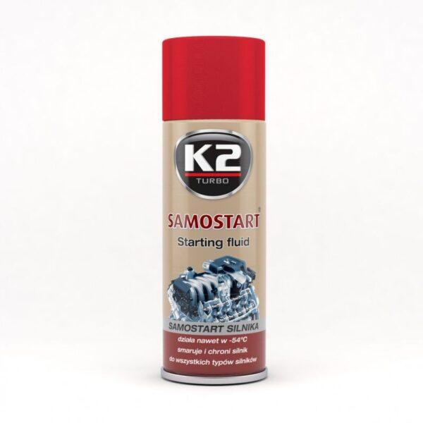 ΑΙΘΕΡΑΣ ΕΚΚΙΝΗΣΗΣ K2 SAMOSTAR 400ML