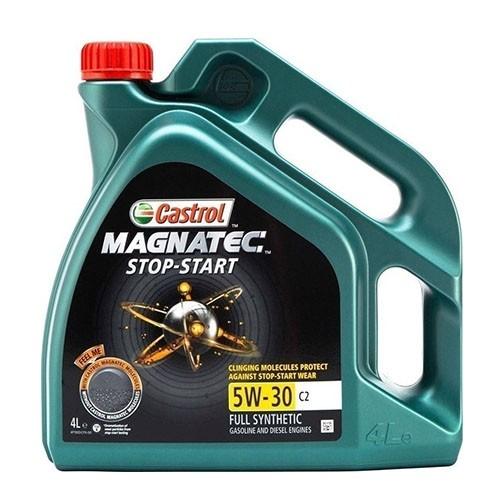 ΛΑΔΙ ΚΙΝΗΤΗΡΑ CASTROL MAGNATEC 5W-30 STOP-START C2 4L