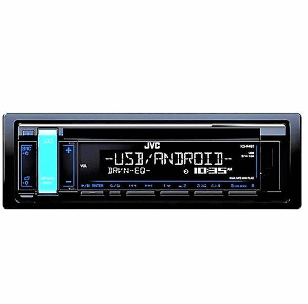 ΗΧΟΣΥΣΤΗΜΑ ΑΥΤΟΚΙΝΗΤΟΥ JVC KD-R481 ΡΑΔΙΟ/CD-1-DIN