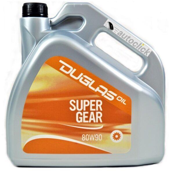 ΒΑΛΒΟΛΙΝΗ DUGLAS SUPER GEAR 80W90 4L