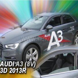 ΑΝΕΜΟΘΡΑΥΣΤΕΣ HEKO AUDI A3 8V 3d 2013+ 2/ΤΕΜ ΕΜΠΡΟΣ